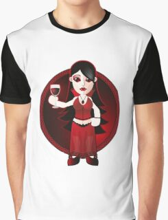 Vampire Graphic T-Shirt