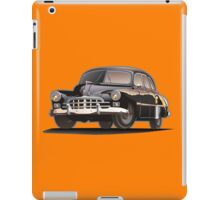 Retro limousine iPad Case/Skin