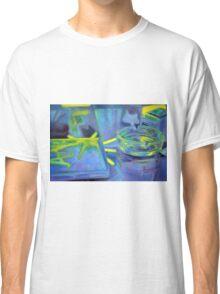 Ashtray, 2011, 120-80cm, oil on canvas Classic T-Shirt