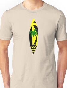 Surfboard surfing Unisex T-Shirt