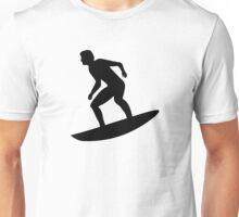 Surfing Surfer Unisex T-Shirt