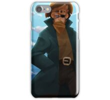 Howdy Sheriff iPhone Case/Skin