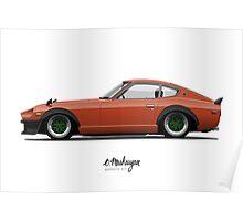 Datsun 280Z Poster