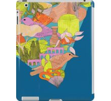 mind reader iPad Case/Skin