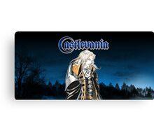 Castlevania - Alucard Canvas Print