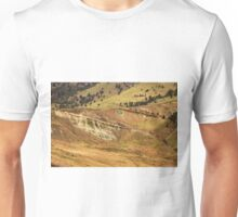 Rising Out Of The Landscape - 3 ©  Unisex T-Shirt