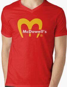 MCDOWELL´S - COMING TO AMERICA - EDDIE MURPHY Mens V-Neck T-Shirt