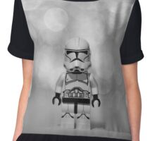 Stormtroopers Chiffon Top