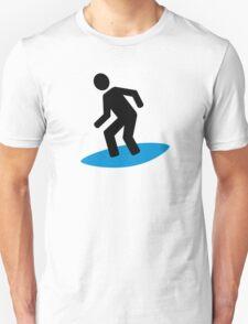 Surfing symbol T-Shirt