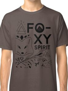 The Foxy Spirit Classic T-Shirt