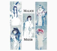 Malice Mizer - Le Ciel Poster/Shirt (and more) by Cantavanda
