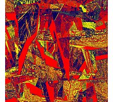 0381 Abstract Thought Photographic Print