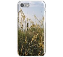 Vertical Beach Fence iPhone Case/Skin
