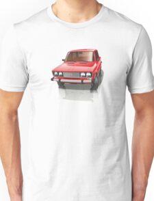 Car illustration Unisex T-Shirt