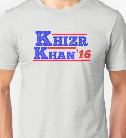 Khazr Khan - Support Gold Star Families Unisex T-Shirt
