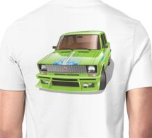 Custom Street Racers Car Unisex T-Shirt