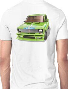 Custom Street Racers Car Unisex T-Shirt