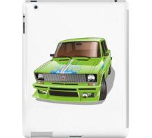 Custom Street Racers Car iPad Case/Skin