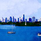 Biscayne Bay by perkinsdesigns