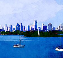 Biscayne Bay by Phil Perkins