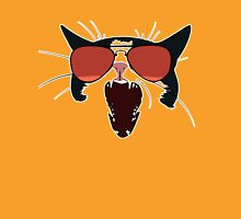 Cat with Red Aviators Unisex T-Shirt