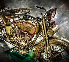 1927 Harley-Davidson by thomr