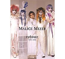 Malice Mizer Poster/Phone Case Photographic Print