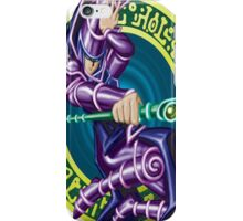 dark magician yugioh iPhone Case/Skin