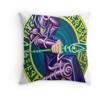 dark magician yugioh Throw Pillow
