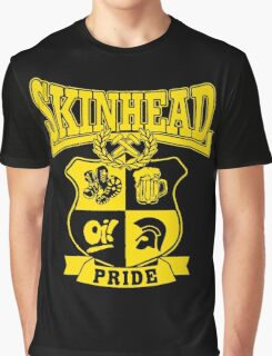 SKINHEAD PRIDE Graphic T-Shirt