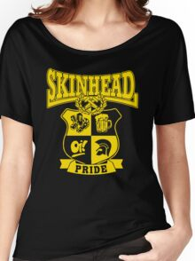 SKINHEAD PRIDE Women's Relaxed Fit T-Shirt