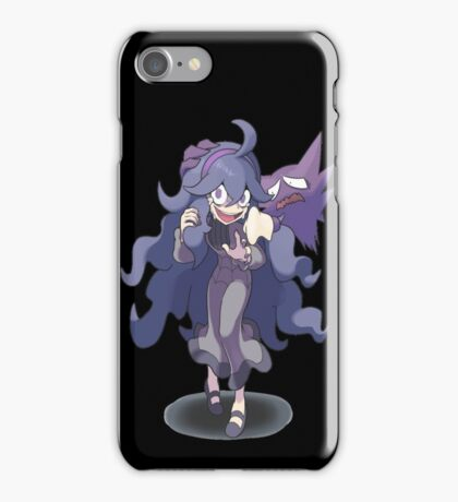 Pokemon / Pokémon X and Y - Hex Maniac and Haunter iPhone Case/Skin