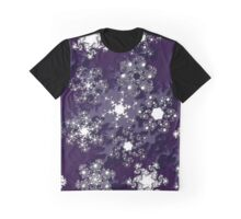 GALLIMAUFRY ~ Snowflakes by tasmanianartist Graphic T-Shirt
