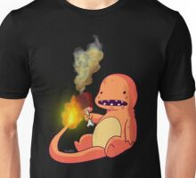 Charbroiled Salamander Meat Unisex T-Shirt