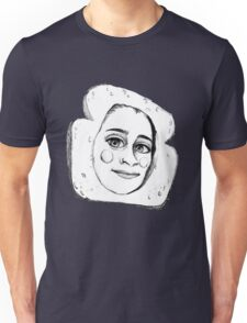 CUTE LAUREN JAUREGUI SKETCH Unisex T-Shirt