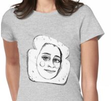 CUTE LAUREN JAUREGUI SKETCH Womens Fitted T-Shirt