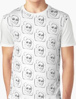 CUTE LAUREN JAUREGUI SKETCH Graphic T-Shirt