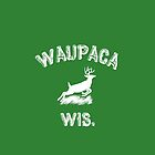 WAUPACA WIS. - Dustin's Stranger Things shirts by brucer91