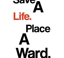 Save A Life - Place A Ward [Dota/LoL] by Wessywes