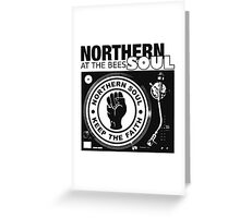 NORTHERN SOUL KEEP THE FAITH Greeting Card