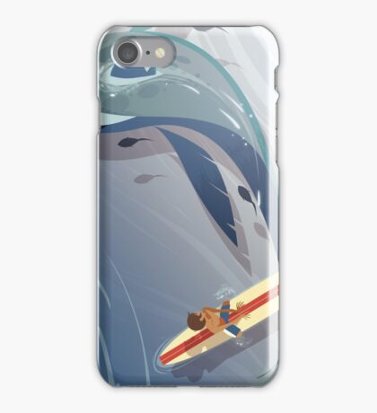 Lance's View iPhone Case/Skin