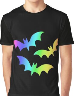 MLP - Cutie Mark Rainbow Special - Flutterbat (Fluttershy) Graphic T-Shirt