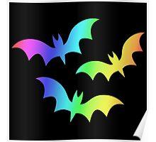 MLP - Cutie Mark Rainbow Special - Flutterbat (Fluttershy) Poster