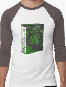 Oa's Soylent Green Men's Baseball ¾ T-Shirt