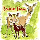 Goldie Fawn by Rick  London