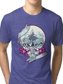 Aloha Alola! Tri-blend T-Shirt