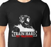 Train Hard - Vegeta Unisex T-Shirt