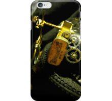 Steampunk Ladies Hat 2.0 iPhone Case/Skin