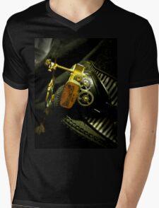 Steampunk Ladies Hat 2.0 Mens V-Neck T-Shirt