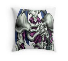 summoned skull yugioh Throw Pillow